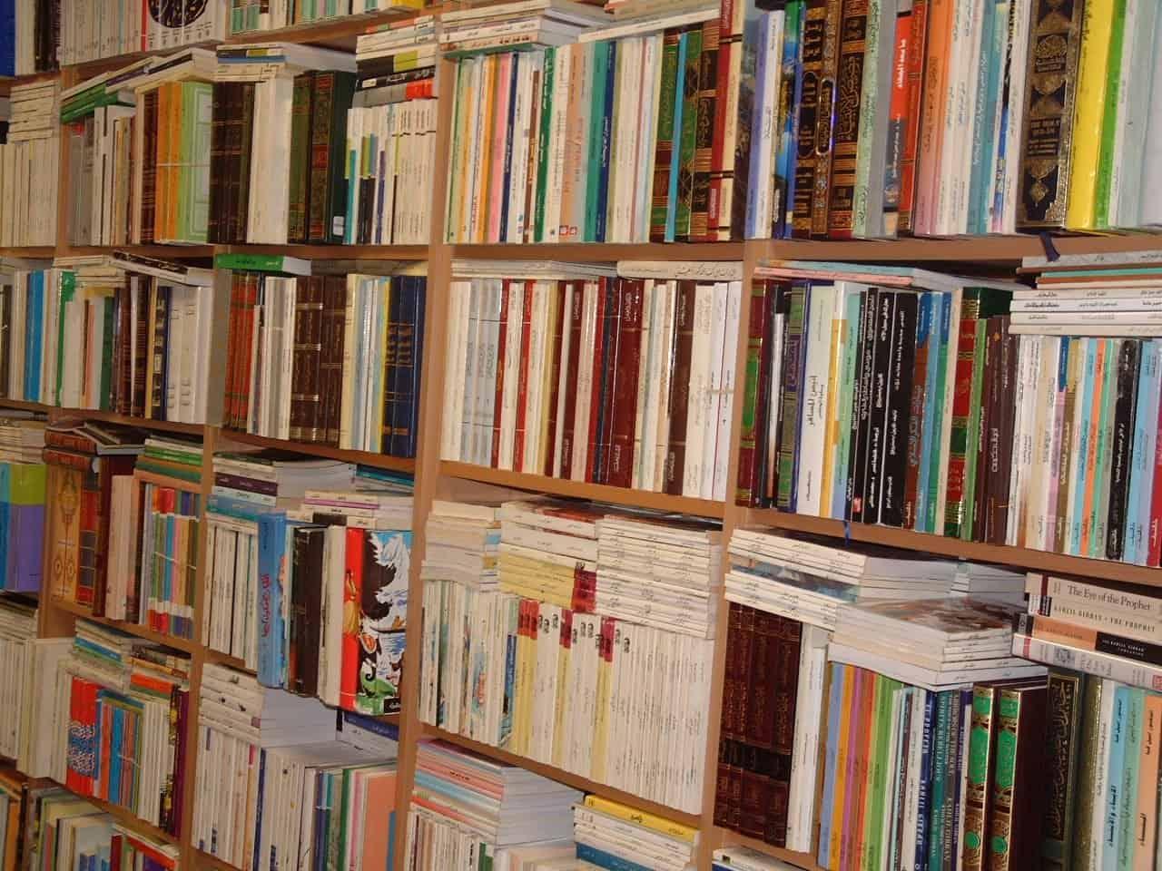 أبرز مواقع الكتب العربية