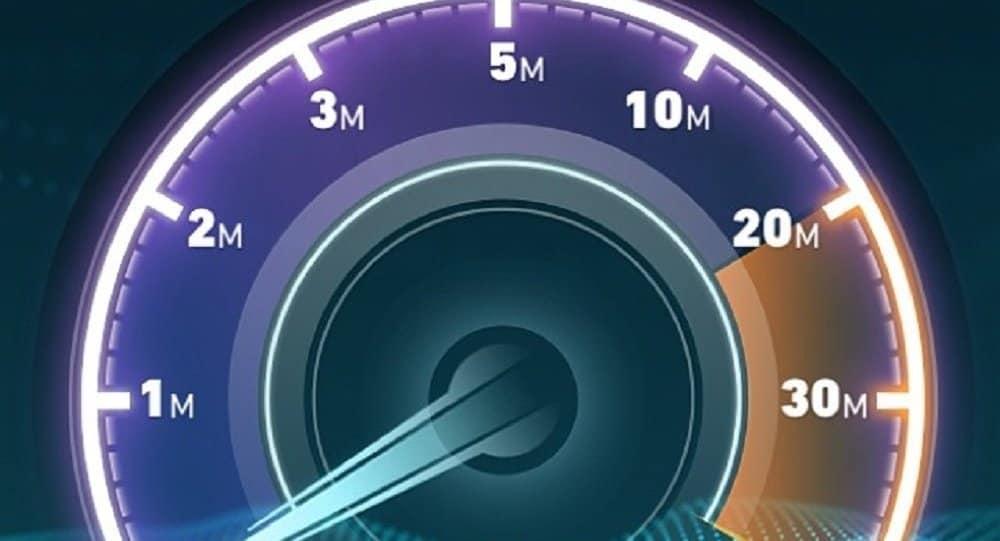 هناك من لديه أكثر من 3000000 (ثلاثة ملايين) ضعف سرعة الإنترنت لديك!!