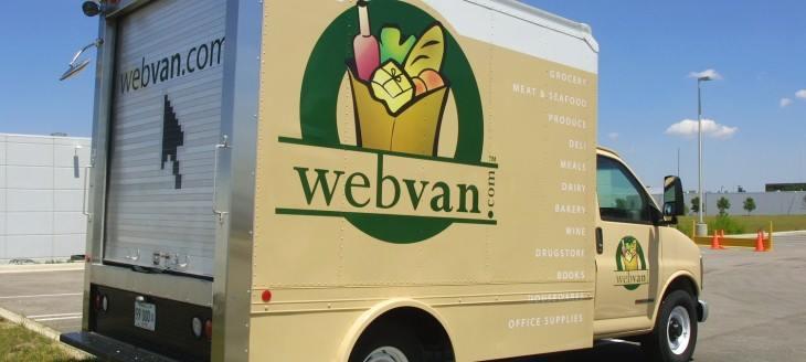 قصة فشل المتجر الإلكتروني (WebVan.com)