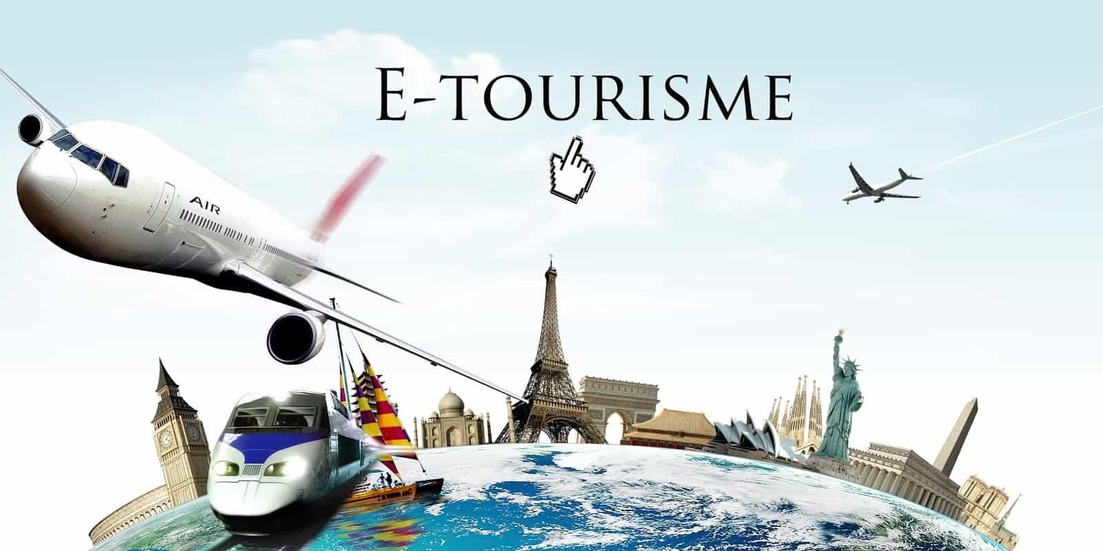 من أجل نجاح التنافسية في السياحة الالكترونية