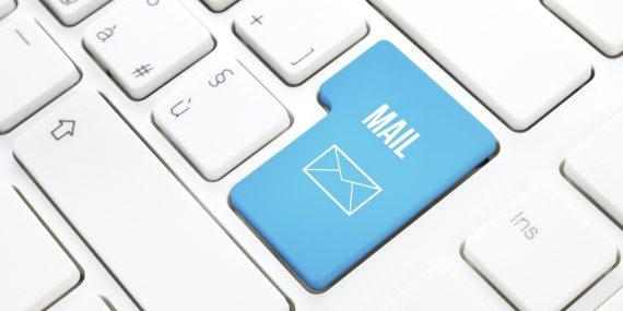 كيفية عمل بريد إلكتروني وإستخدامه للمراسلة