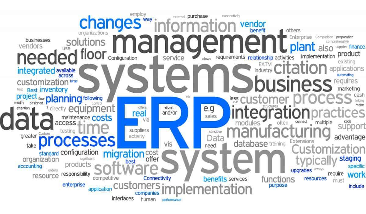 الأنظمة السحابية (Cloud ERP)