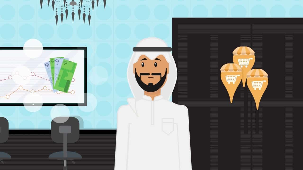 التجارة الإلكترونية والمتاجر الإلكترونية