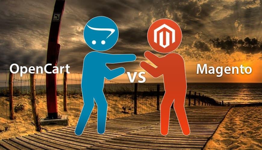 الحل الأنسب لبدء متجرك الالكتروني – مقارنة بين نظامي ماجنتو و اوبن كارت