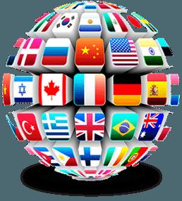 متجر متعدد اللغات