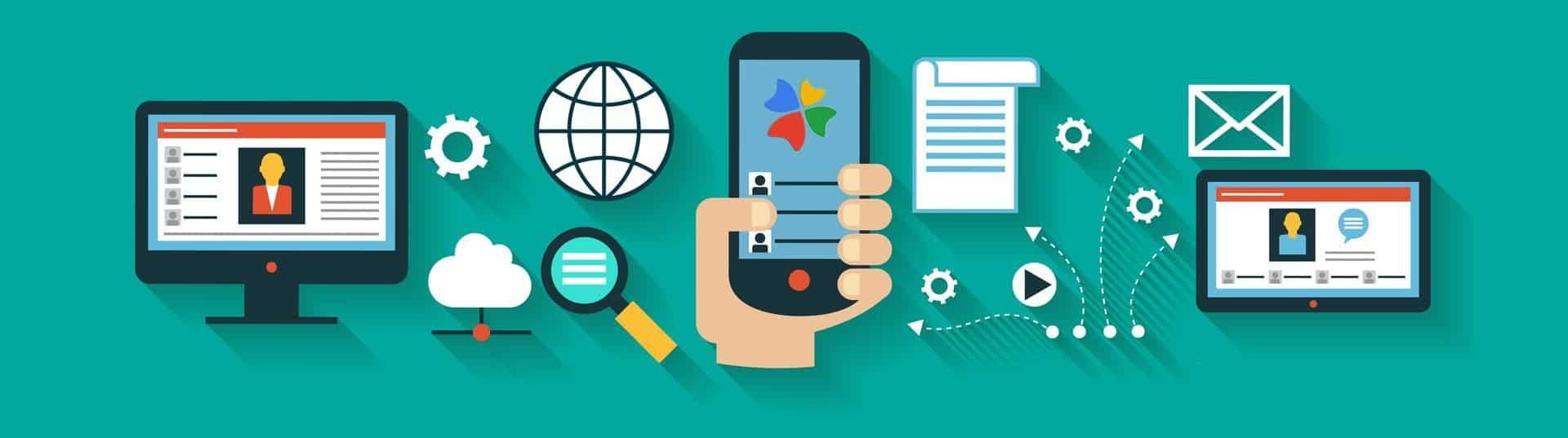 العناصر اللازمة لبناء موقع تجاري إلكتروني