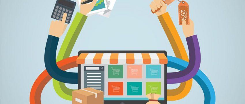 الأساليب المتبعة في قياس حجم التجارة الإلكترونية
