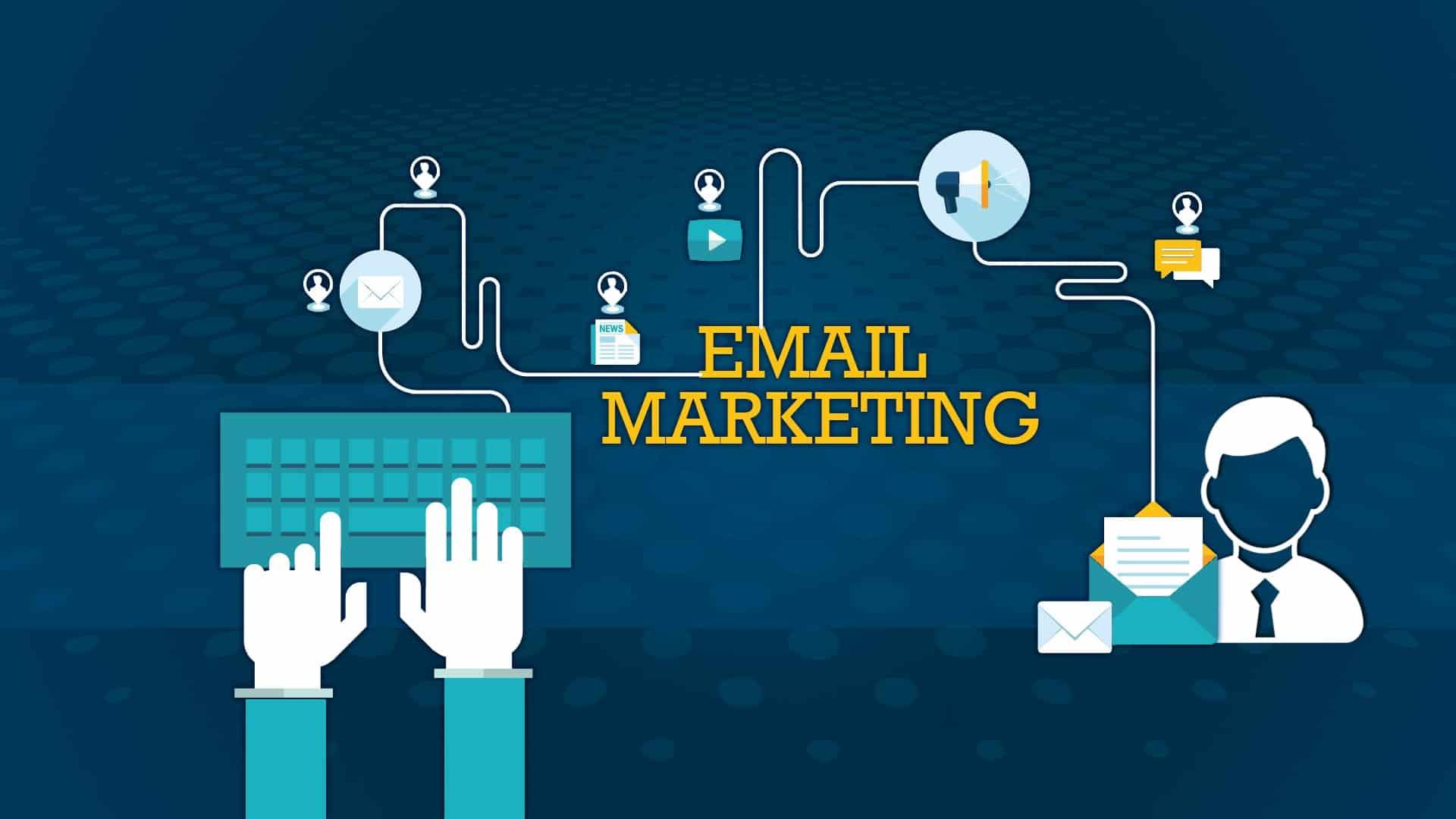 حقائق واحصائيات مثيرة حول التسويق الإلكتروني