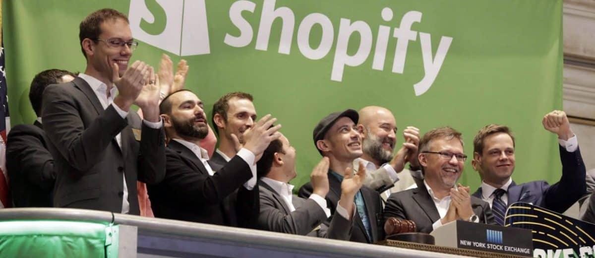 قصة نجاح منصة شوبيفاي