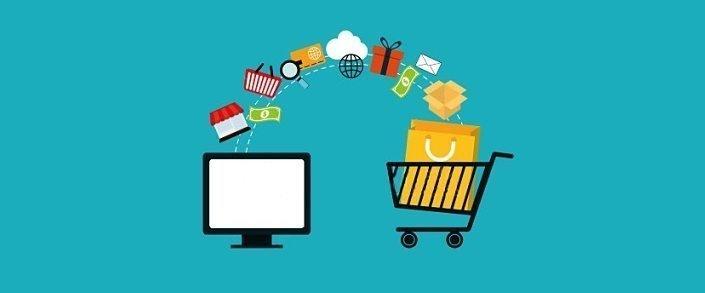 الشراء عبر الإنترنت