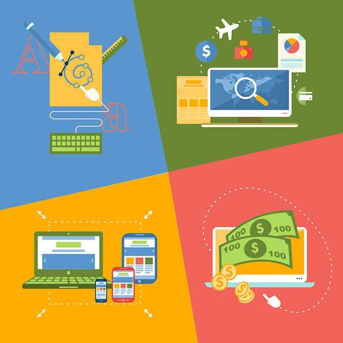 10 عوامل يجب أن تضعها في اعتبارك قبل اعادة تصميم موقعك الالكتروني