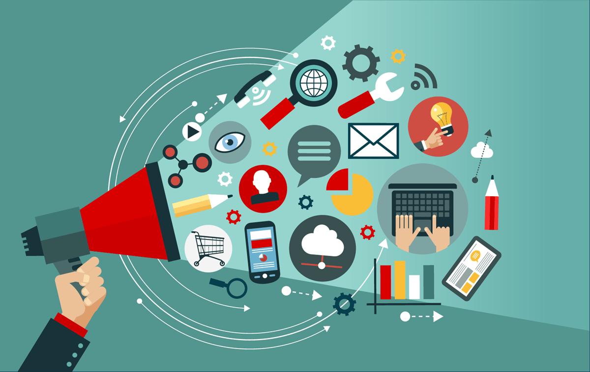Image result for مميزات وفوائد الإعلان عبر الانترنت