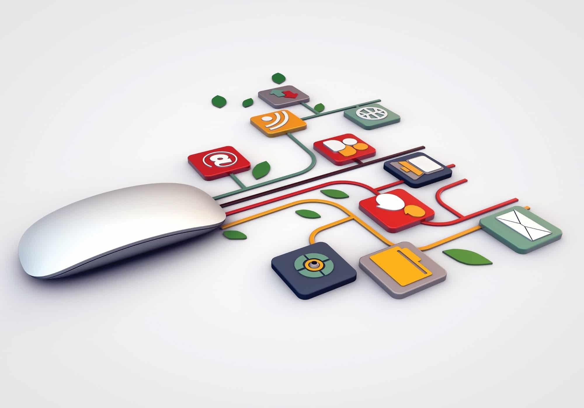 أنواع الأسواق الإلكترونية