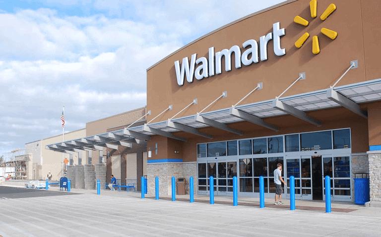 علاقة التجارة الإلكترونية بشركة وول مارت Walmart