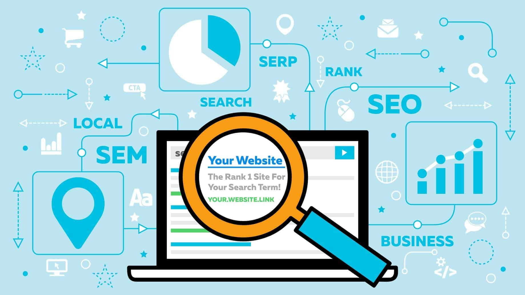 قائمة بأفضل وأقوى طرق تحسين ترتيب موقعك الإلكتروني