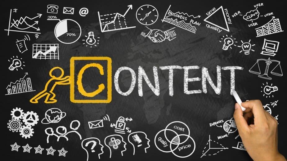 قائمة بأنواع المحتوى التي تقدم أفضل أداء وتحصل على أعلى نسبة تفاعل