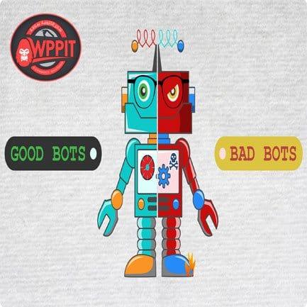 حظر محركات البحث الضارة Block Bad Bots