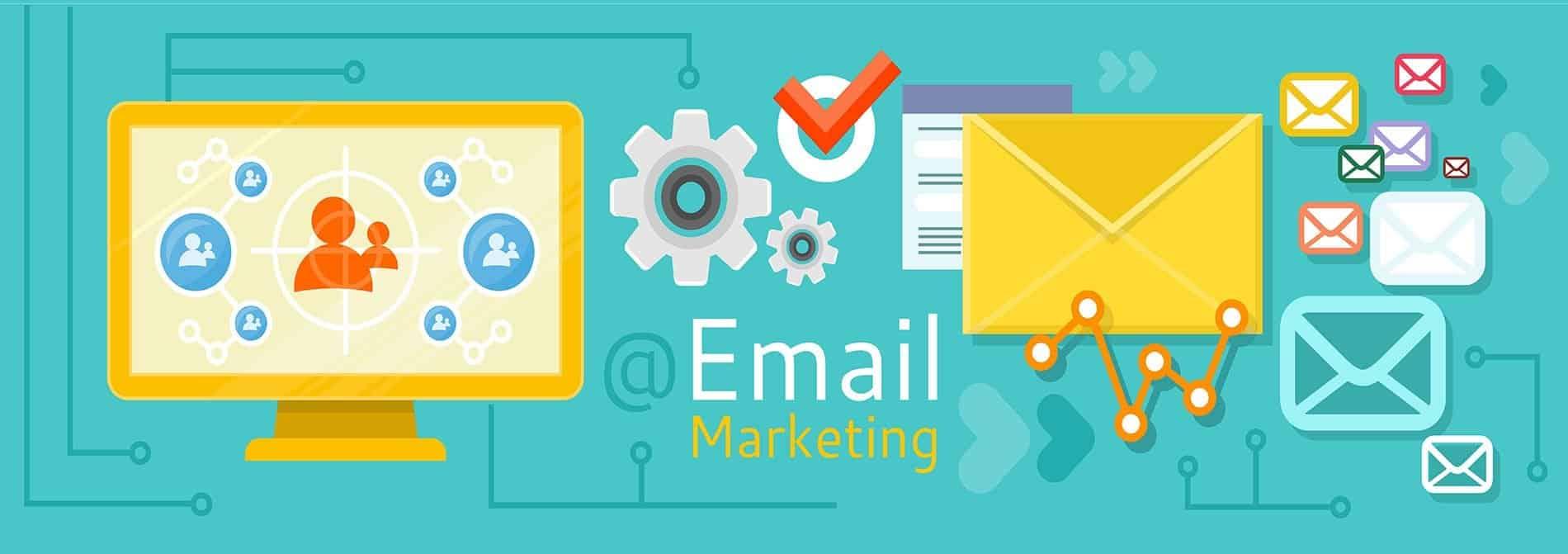التسويق عبر البريد الإلكتروني وكيفية إرسال الرسائل إلى البريد مباشرة