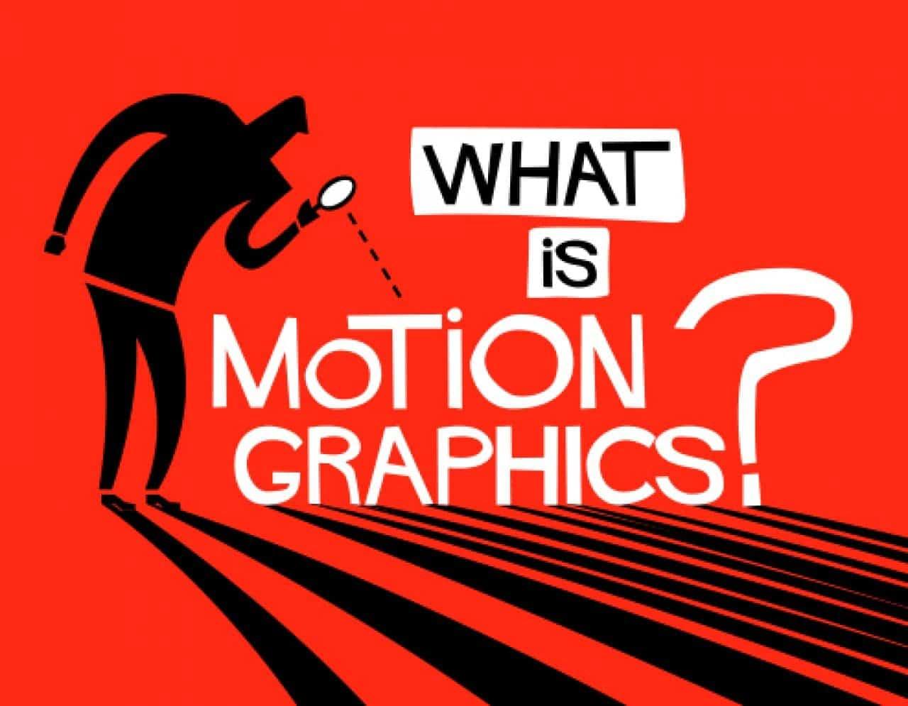ما هو الموشن جرافيك ؟ وما هي كيفية التسويق بالموشن جرافيك ؟