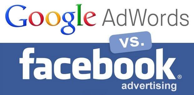 اعلانات فيس بوك ام اعلانات جوجل ادوردز ايهما افضل