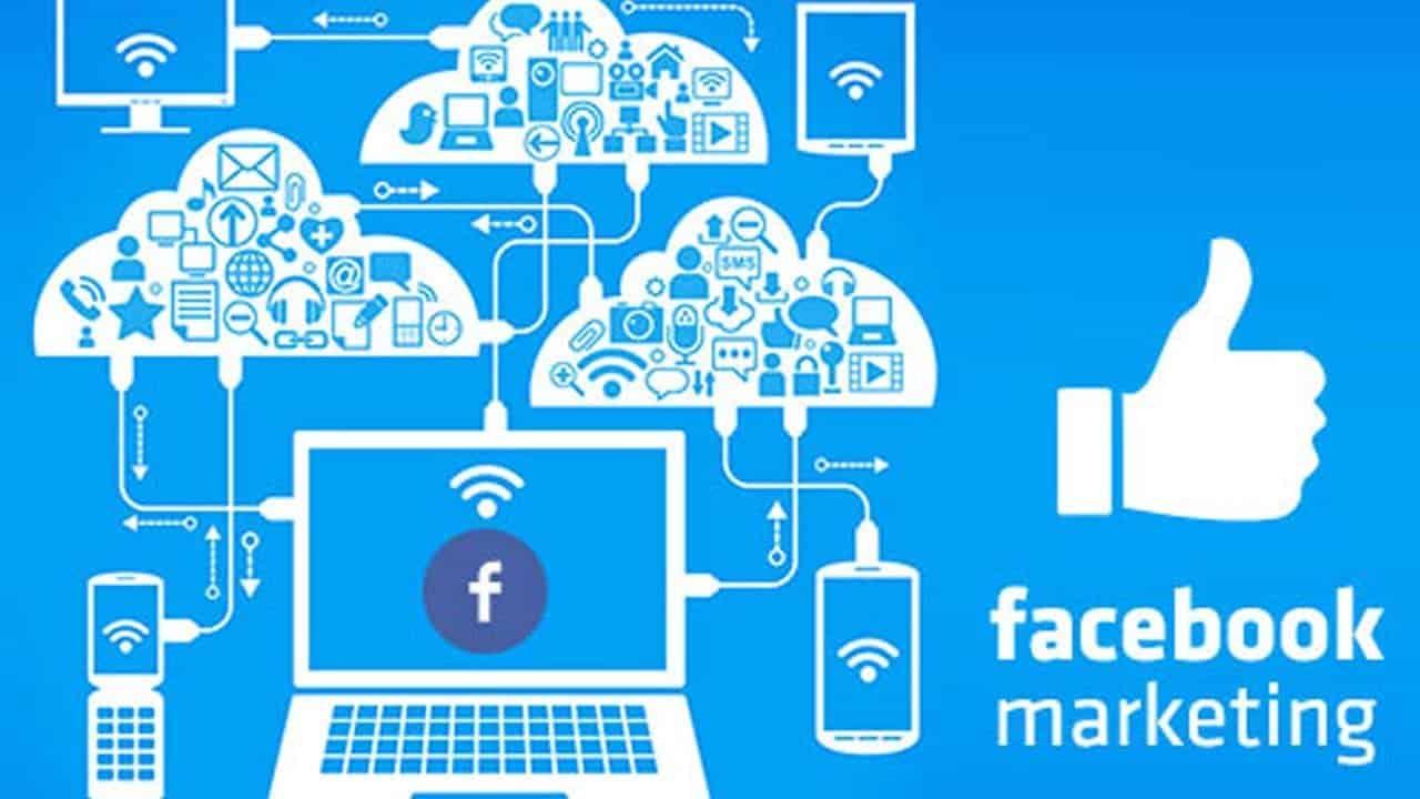 التسويق الإلكتروني على الفيسبوك للمنتجات والصفحات