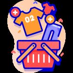 لوحة تحكم مستقلة لكل تاجر تشمل أدوات البيع و الشحن و إستقبال الطلبات مثل سوق جوميا و سوق دوت كوم