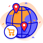 خصص متجرك للبيع لأكثر من دولة عبر نطاقات فرعية مختلفة مجانا . و سهل على زبائن المتجر الشراء من التجار فى دولتهم مباشرة