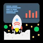 ربط المتجر مع Cloud Flare لزيادة سرعة تصفح المتجر و توفر نسخة Cache للمتجرك مثل Images , Css , JS Files تحميك من هجمات DDOS .