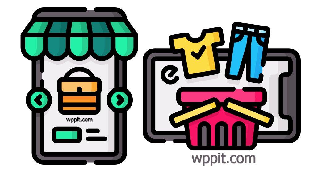 تصميم متجر الكتروني - Wppit.com